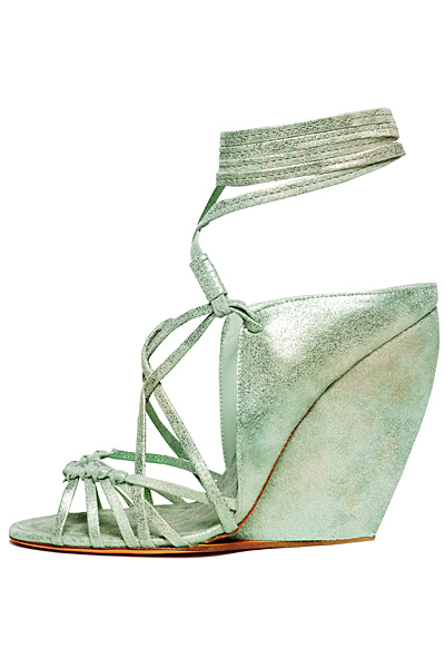 Donna Karan - Shoes - 2013 Spring-Summer