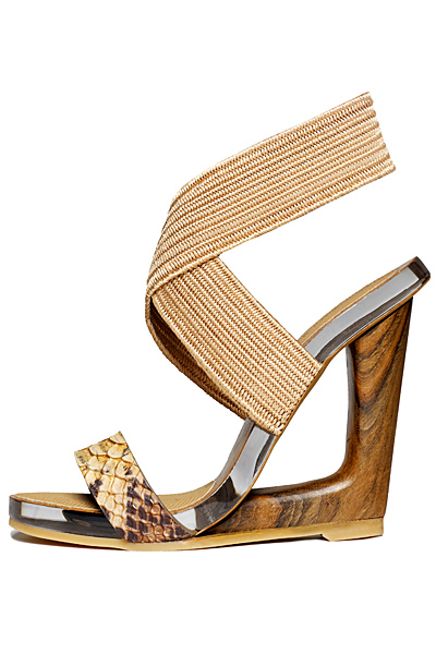 Donna Karan - Shoes - 2012 Spring-Summer