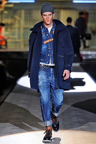 Dsquared2 - Men's Ready-to-Wear - 2014 Fall-Winter