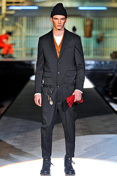 Dsquared2 - Men's Ready-to-Wear - 2014 Fall-Winter