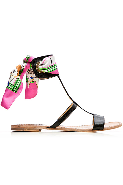 Dsquared2 - Women's Shoes - 2012 Pre-Spring