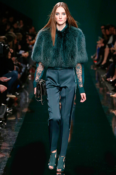 Elie Saab - Ready-to-Wear - 2014 Fall-Winter