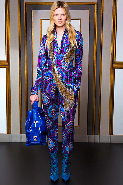 Emilio Pucci - Ready-to-Wear - 2014 Pre-Fall