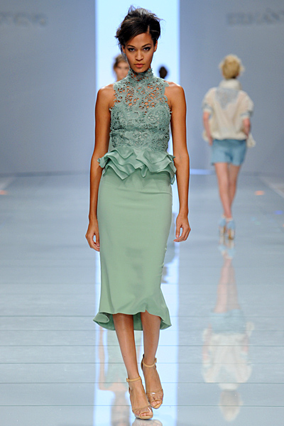 Ermanno Scervino - Women's Ready-to-Wear - 2012 Spring-Summer