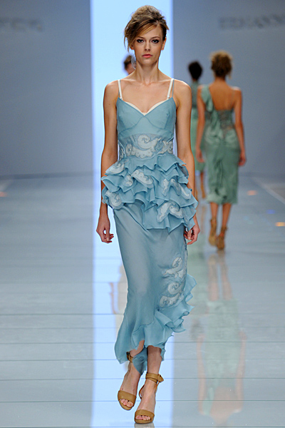 Ermanno Scervino - Women's Ready-to-Wear - 2012 Spring-Summer
