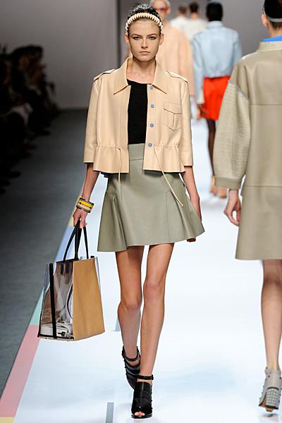 Fendi - Ready-to-Wear - 2013 Spring-Summer