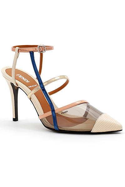 Fendi - Shoes - 2014 Spring-Summer