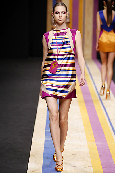 Frankie Morello - Women's Ready-to-Wear - 2013 Spring-Summer