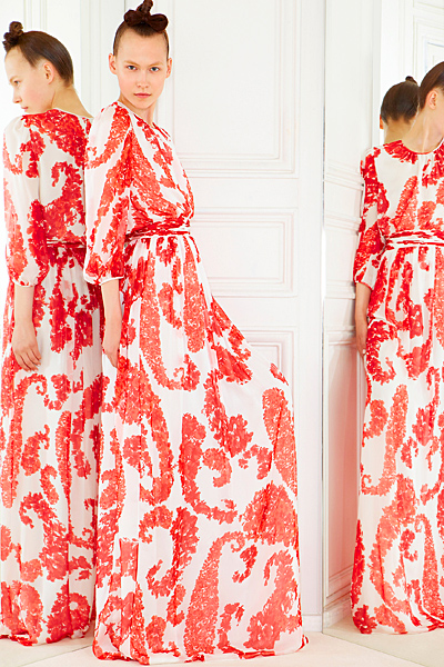 Giambattista Valli - Ready-to-Wear - 2013 Pre-Spring