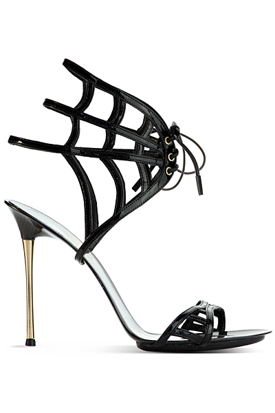 Gianvito Rossi - Shoes - 2012 Spring-Summer