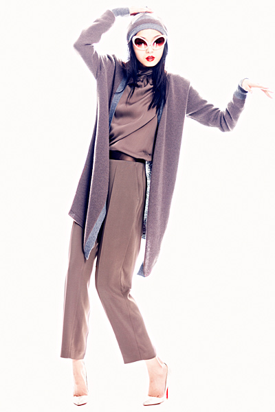 Giles - Ready-to-Wear - 2012 Pre-Fall