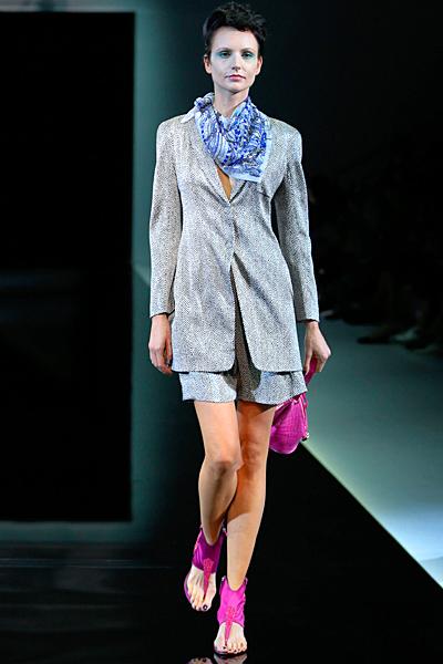 Giorgio Armani - Women's Ready-to-Wear - 2014 Spring-Summer