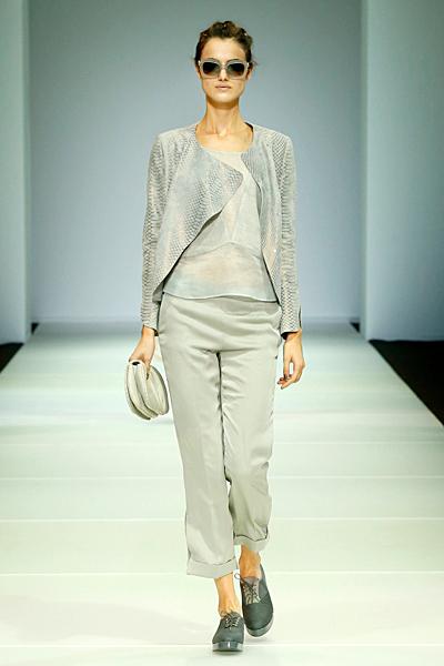 Giorgio Armani - Women's Ready-to-Wear - 2015 Spring-Summer
