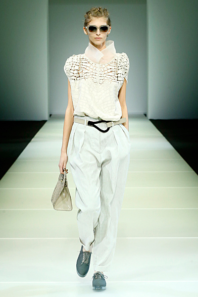Giorgio Armani - Women's Ready-to-Wear - 2015 Spring-Summer