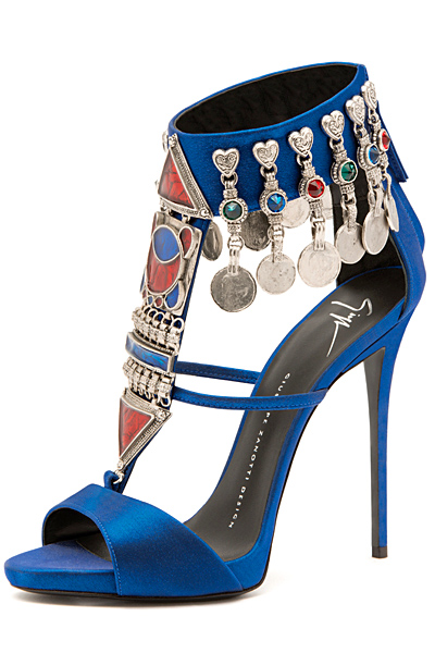 Giuseppe Zanotti - Shoes - 2015 Spring-Summer