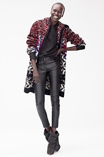 H&M - Isabel Marant for H&M - 2013 Fall-Winter