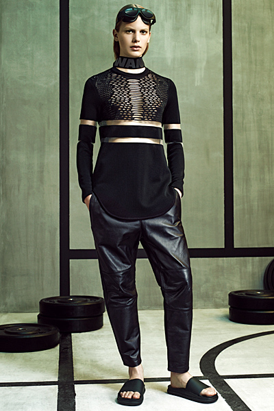 H&M - Alexander Wang for H&M - 2014 Fall-Winter