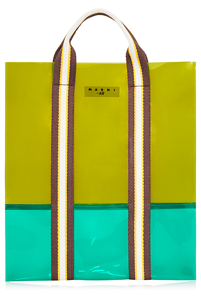 H&M - Marni for H&M Women's Accessories - 2012 Spring-Summer