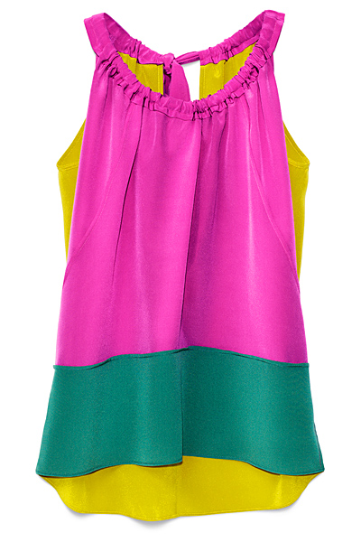 H&M - Marni for H&M Women's Clothes - 2012 Spring-Summer