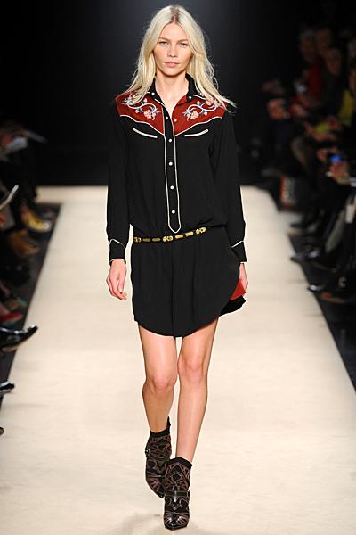 Isabel Marant - Ready-to-Wear - 2012 Fall-Winter