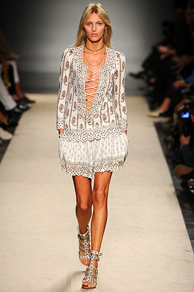 Isabel Marant - Ready-to-Wear - 2013 Spring-Summer