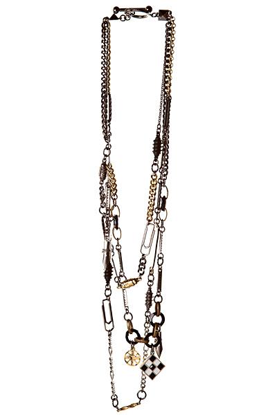 Jean Paul Gaultier - Women's Accessories - 2014 Fall-Winter