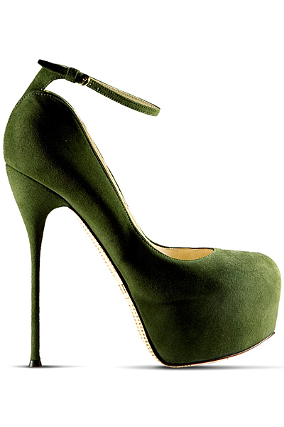 John Galliano - Women's Shoes - 2012 Fall-Winter