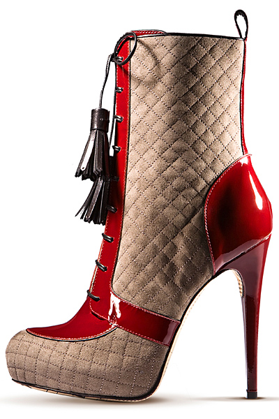 John Galliano - Women's Shoes - 2012 Pre-Fall