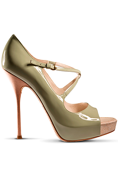 John Galliano - Resort Shoes - 2013