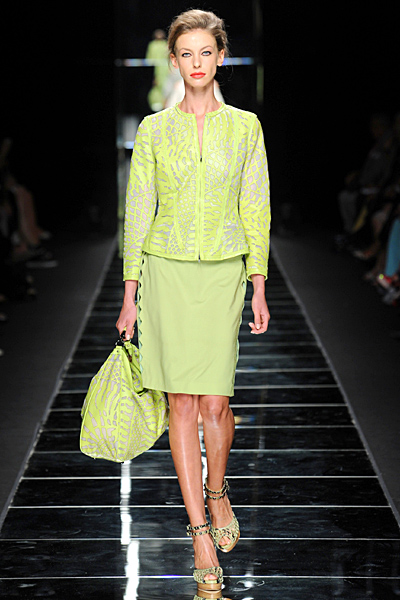 John Richmond - Women's Ready-to-Wear - 2012 Spring-Summer