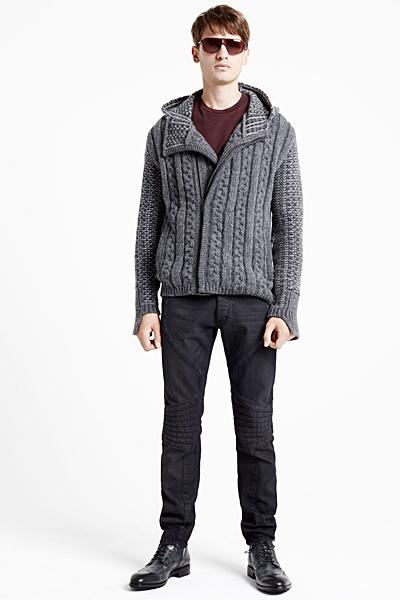 Karl Lagerfeld - Men's Ready-to-Wear - 2013 Fall-Winter