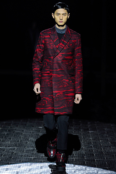 Kenzo - Men's Ready-to-Wear - 2013 Fall-Winter