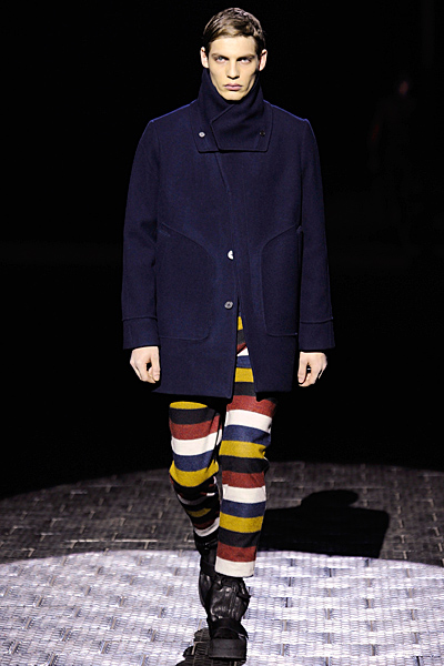 Kenzo - Men's Ready-to-Wear - 2013 Fall-Winter