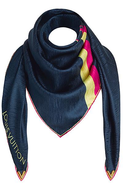 Louis Vuitton - Cruise Accessories - 2015