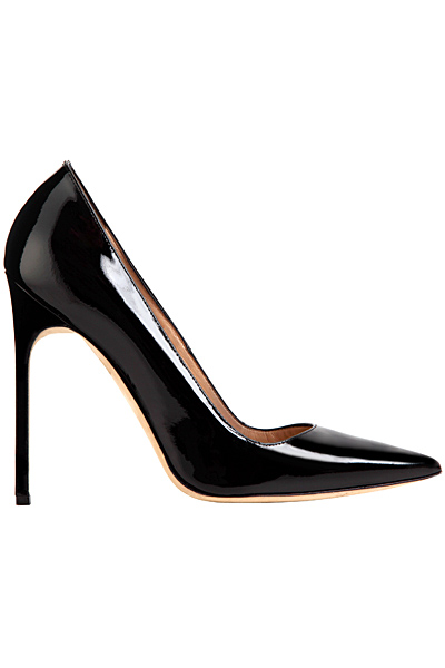 Manolo Blahnik - Shoes - 2012 Fall-Winter
