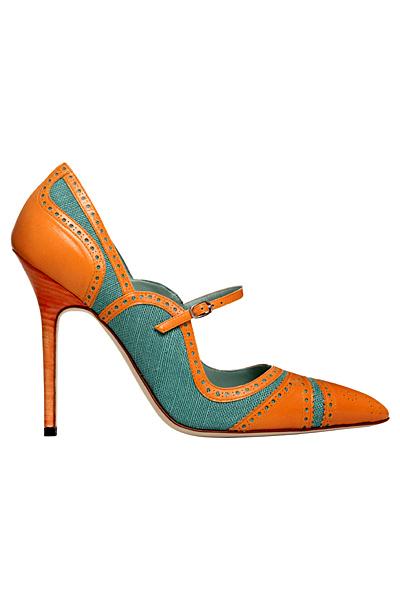 Manolo Blahnik - Shoes - 2012 Spring-Summer