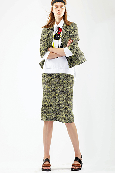 Marni - Women's Ready-to-Wear - 2014 Summer