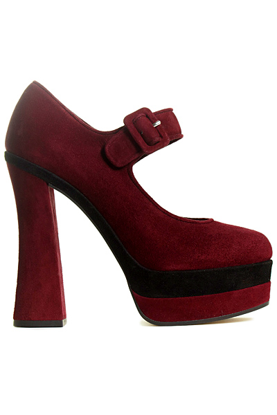 Miu Miu - Shoes - 2012 Fall-Winter