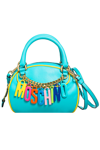 Moschino - Women's Accessories - 2015 Spring-Summer