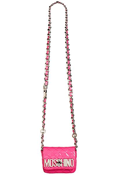 Moschino - Women's Accessories - 2015 Spring-Summer