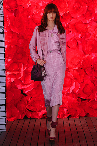 Mulberry - Ready-to-Wear - 2011 Spring-Summer