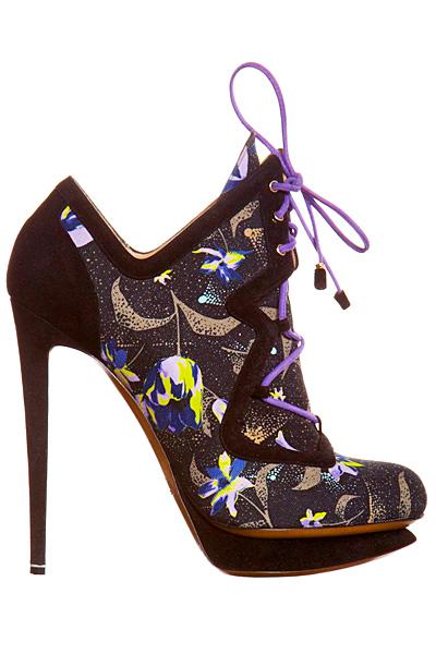 Oook nicholas kirkwood shoes 2012 fall winter look 6 for Kirkwood login