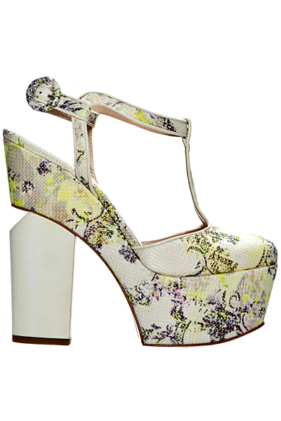 Nicholas Kirkwood - Shoes - 2013 Spring-Summer