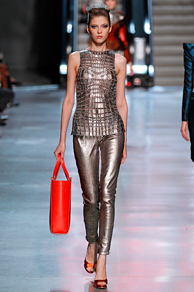 Paco Rabanne - Ready-to-Wear - 2012 Spring-Summer