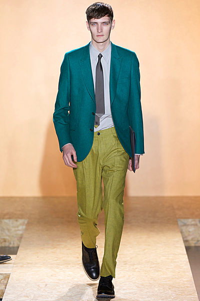 Paul Smith - Men's Ready-to-Wear - 2013 Fall-Winter