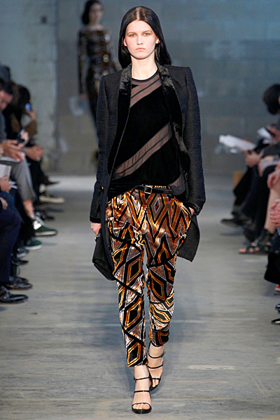 Proenza Schouler - Ready-to-Wear - 2011 Fall-Winter
