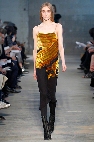 Proenza Schouler - Ready-to-Wear - 2011 Fall-Winter