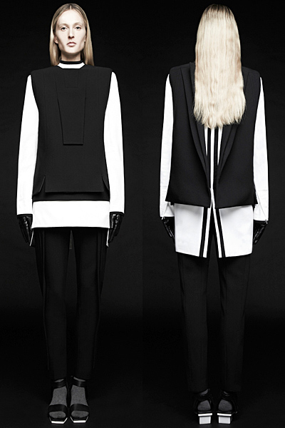 Rad Hourani - RAD Ready-to-Wear - 2013 Fall-Winter