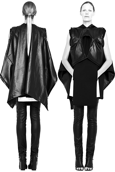 Rad Hourani - Ready-to-Wear - 2011 Spring-Summer