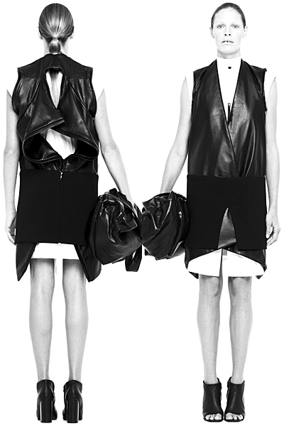 Rad Hourani - Ready-to-Wear - 2011 Spring-Summer